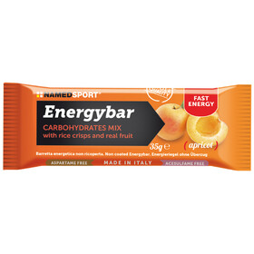 NAMEDSPORT Energy Bar Box 12x35g, Apricot